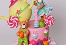 tortas candy