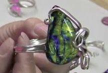 Jewellery making / by Tamala-Jane Gulley