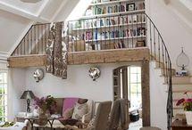 Maisonette / Loft Wohnungen / Schöne Maisonette Wohnungen oder Lofts in unterschiedlichen Stilen
