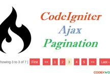 CodeIgniter / CodeIgniter tutorials by CodexWorld