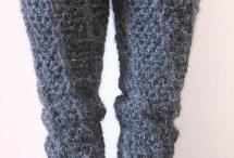 crocheted things I like
