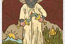 Muroidea Rat Tarot