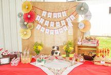 Birthday board / by Emily Canada