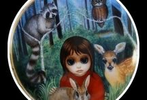 Big Eyes Art - Margaret Keane