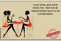 My love for wine