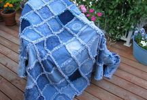 Make it- Recycled Quilts / by Kari Rugg
