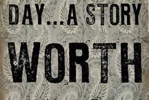 About Storytelling / Storytelling heißt bewusst Geschichten erzählen