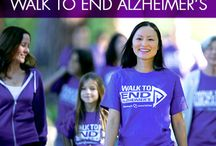Walk to End Azheimer's 2015 / Join the fight and walk to end Alzheimer's with us in Perry County, Circleville, Columbus, Marion, and Delaware! / by Alzheimer's of Central Ohio