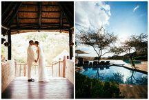 Sophie & Lyndon - Safari Wedding