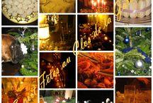 Noël et Jour de l'An / Ambiance fêtes de fin d'année