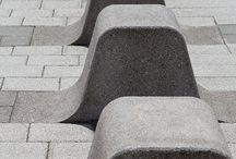 Landscape Architecture Features/Furniture/Materials
