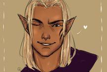 Dragon Age (my arts)