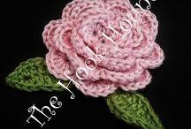 crochet - applique / by Joyce Morien