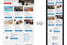 responsive emails / examples of responsive email design