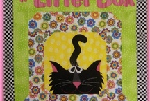 Quilt - Cats / quilts and other textiles with cats as the focus
