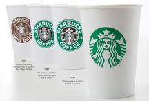 Logo design evolution