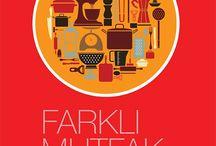 Mutfak Tasarım / Farklı Mutfak Önerileri