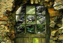 Architecture-doors & windows / by Vonda McNulty