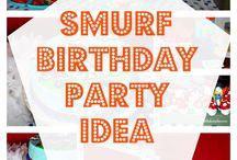 Birthday Party Table Decor Ideas
