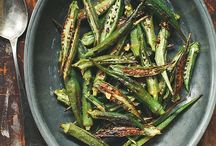 Okra Recipes / Recipes featuring Okra / by erin (naturally ella)