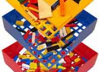 LEGO / My son is obsessed with LEGO.  Who could blame hime.  LEGOs are so much fun!