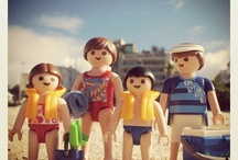 Playmobil / by Rogerio Wilbert (Notavel)