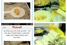 Pinterest Attempts / Things I've created using Pinterest as a guide to make them.