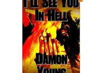 My Book Covers / Cover art & links to all of my ebooks, available exclusively at amazon.com/author/dayfornight / by Damon Young