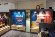 DLF Promenade Store Delhi / Glimpses of the #Lenskart kiosk at DLF Promenade, Vasant Kunj, #NewDelhi