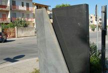 Giuseppe Uncini e Carlo La Monica - Monumento al Carabiniere