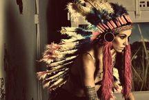She- Looks / Just creative women