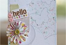 Cute Card Ideas / by Jamie Kirtley
