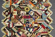 Crazy quilts are the best! / by Jenn Huizenga