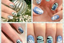 Tous mes propres Nail art / Les Nail art que j'ai moi-même réalisé sur mes propres ongles