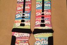 Socks that I would wear