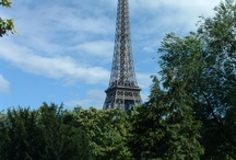 Paris / Our Dream Trip to Paris.  My mother, sister and I. / by Elizabeth Talley
