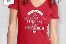 Grandmom Gift Ideas