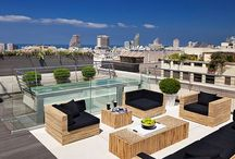 Inspiration for...Roof Terraces