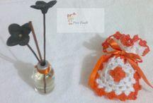 Lembrancinhas de Crochê / Lembrancinhas para casamentos, batizados, aniversários...etc.