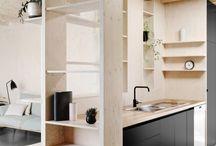 kjøkken design