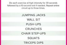 7- minute Hit workout