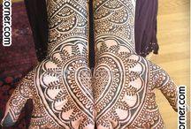 Mehendi Henna Designs