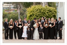 Bel-Air Bay Club Wedding Photography / Weddings at Bel Air Upper Club in Pacific Palisades by Gloria Mesa Photography