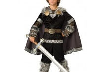 We need a viking costume! / by Caroline Besancon