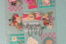 Pocket Letters / Project Life