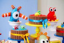 Festa - Infantil / Interesses para festas infantis