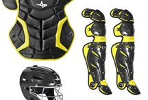 All Star Two Tone Pro Senior System Seven Catchers Kit / All Star CK1216S7 Two Tone Pro Senior System Seven Catchers Kit
