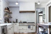 Cooks' Kitchens