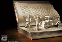 PAPER: books