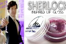 Sherlock inspired products